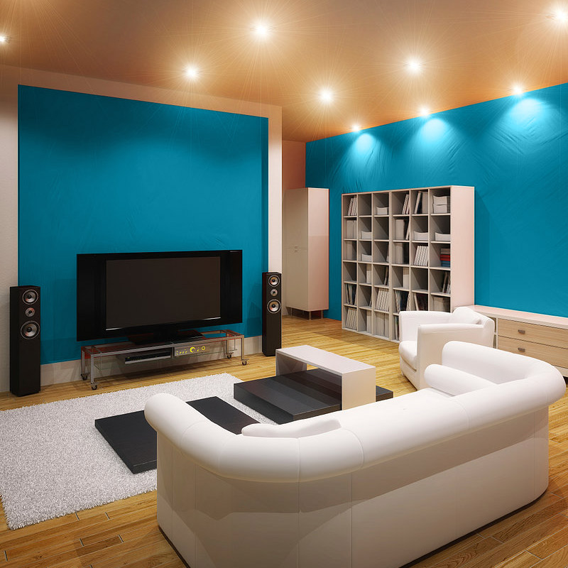 Basic Home Theater Audio Installation in Los Angeles and Orange County